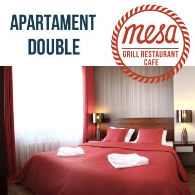 Apartament Double