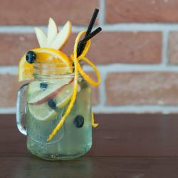 Lemoniada Zielone Jabłko 400ml